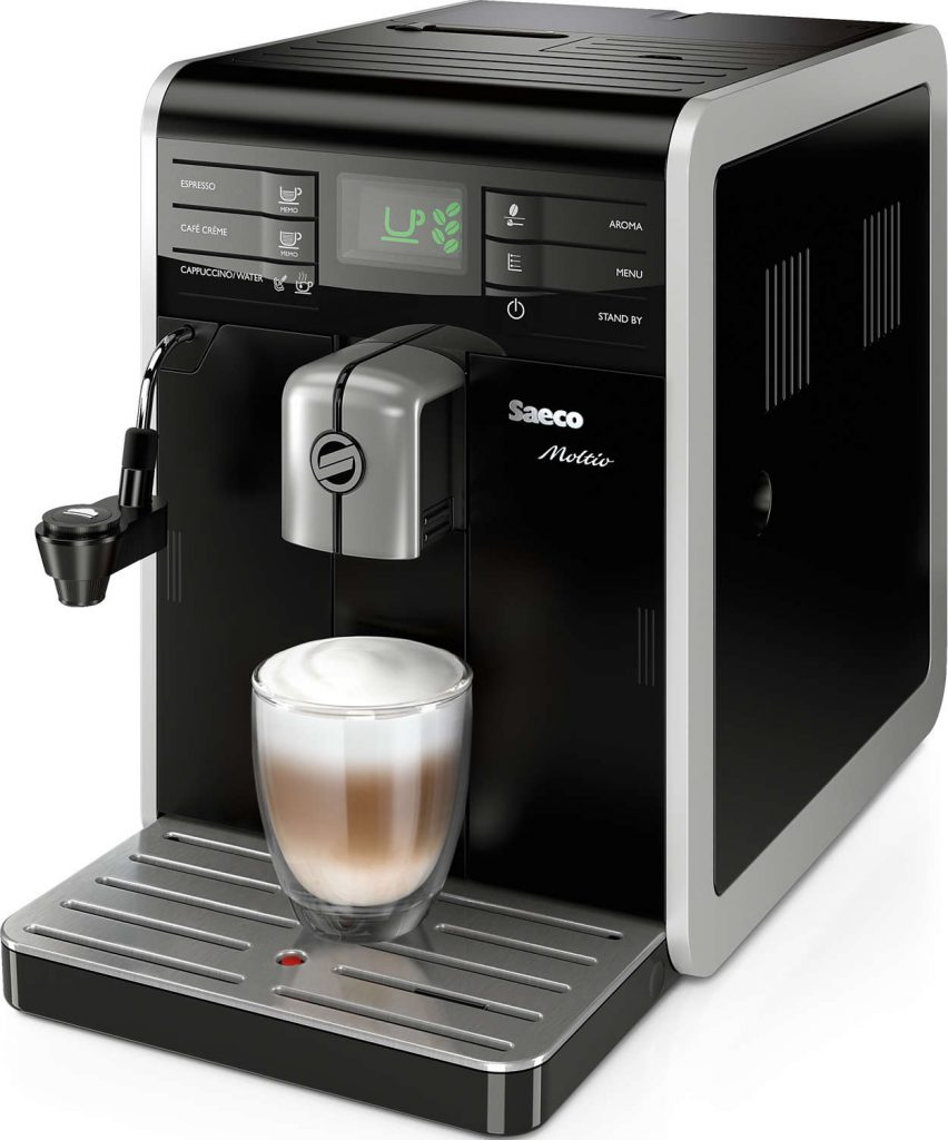 Cafetera Saeco Moltio