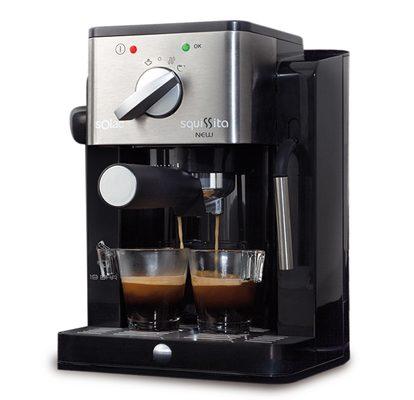 Cafetera Solac Squissita intelligent