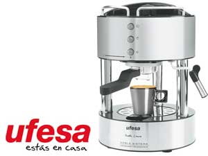 Diseño de la cafetería ufesa ce7150