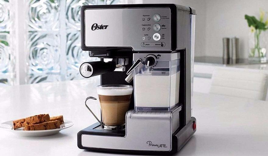 Características de la Cafetera Oster Prima Latte